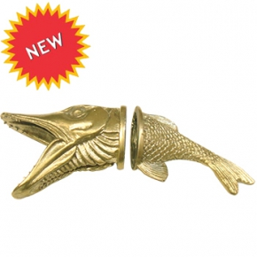 pike Pommel and guard of bronze